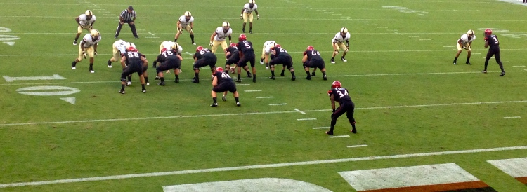Photo Credit: CEO David Frerker San Diego State vs. Army