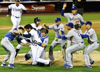 Photo Credit: AP Lenny Ignelzi  To see more photos of the brawl please click on the link: http://bigstory.ap.org/tags/lenny-ignelzi
