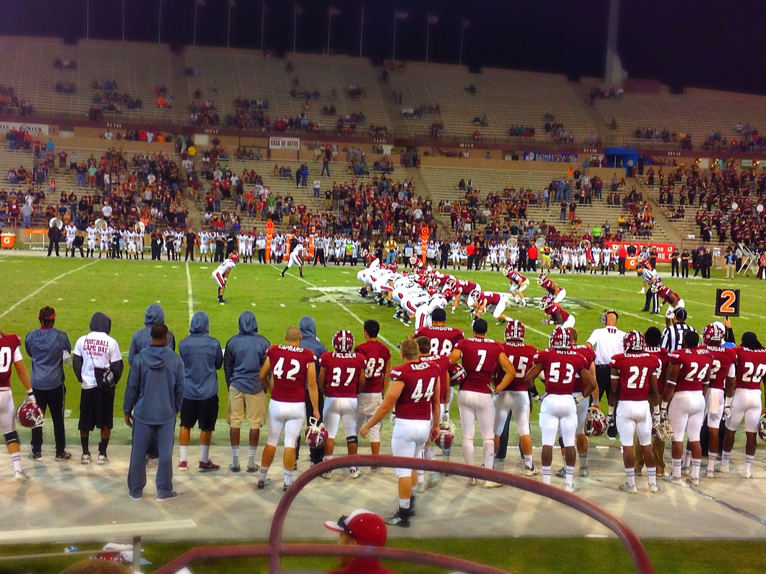 San Diego State at New Mexico