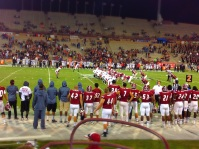 San Diego State at New Mexico State. Mandatory Photo Credit David Frerker