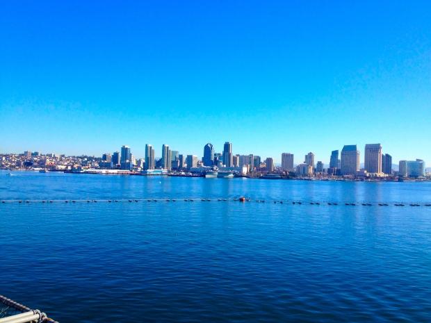 Downtown San San Diego. Mandatory Photo Credit: David Frerker