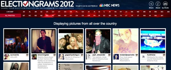 NBC News' Chute Page