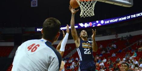 Las Vegas Summer League 2014: Former Aztecs Josh Davis and Malcolm Thomas prove ready