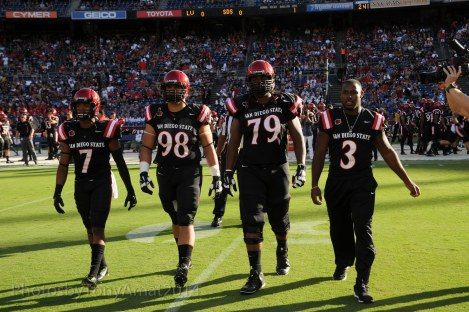 SDSU Football: SDSU vs. Navy Poinsettia Bowl (GamePreview)