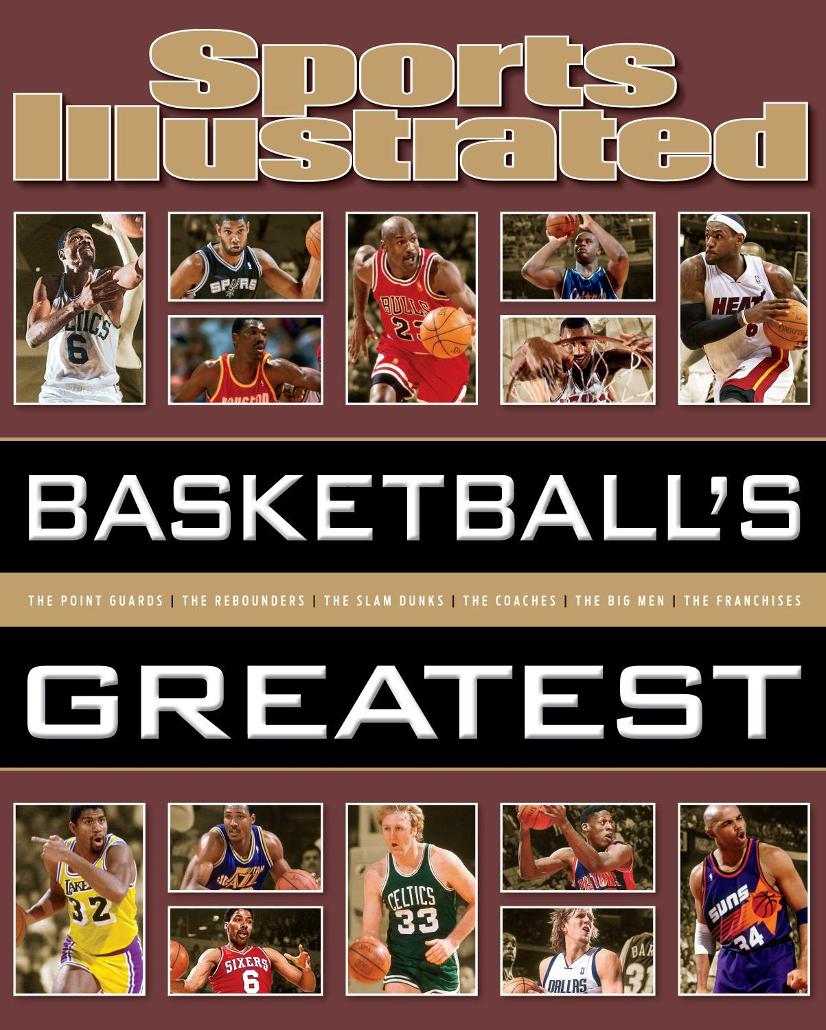 Sports Illustrated Releases Definitive Roster of