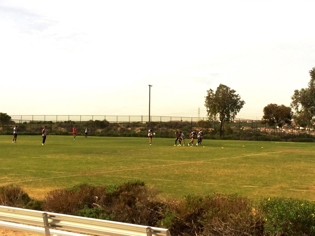 Chula Vista Olympic Rugby Training Field. Mandatory Photo Credit: David Frerker
