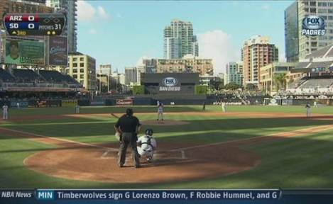 FOX SPORTS SAN DIEGO ANNOUNCES 2015 PADRES SPRING TRAINING BROADCASTSCHEDULE