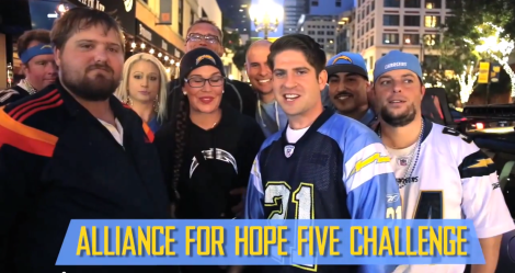 ALLIANCE FOR HOPE FIVECAMPAIGN