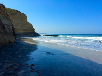 Torrey Pines State Beach. Mandatory Photo Credit David Frerker