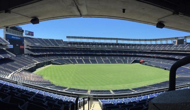 Mandatory Photo Credit: San Diego Sports Domination CEO & Founder David Frerker