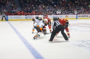 Gulls Puckdrop tonight at 5:35! Haunted Hockey
