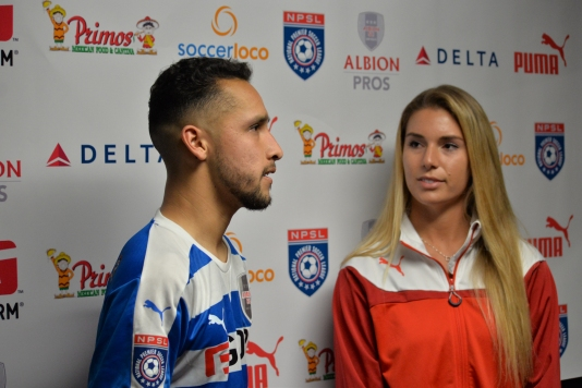 Albion SC Pros vs. FC Hasental on June 18th at Mission Bay Stadium. Mandatory Photo Credit: San Diego Sports Domination