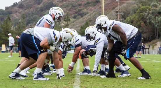 Chargers Training Camp June 14th 2016. Chargers Park. Mandatory Photo Credit: San Diego Sports Domination