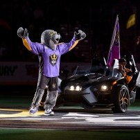 San Diego Seals vs Toronto Rock@ Pechanga Arena San Diego December 14, 2019