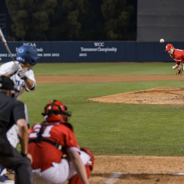 USD Toreros, University of San Diego Toreros vs Nebraska Cornhuskers @ Fowler Park, San Diego February 21, 2020